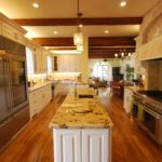 Interior Kitchen Design - Tuckman/Spitsnegal Residence Remodel - Ultra-Unit Architectural Studio