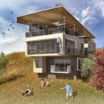 Montecito Heights Custom Home - Los Angeles, CA. - Ultra-Unit Architectural Studio