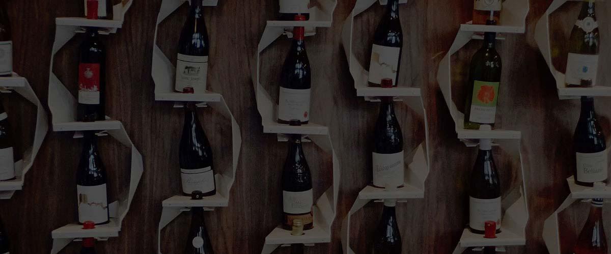 Wine Rack - Ultra-Unit Architectural Studio