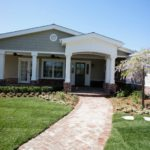 Pathway - Lyman Residence Remodel